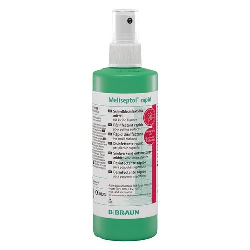 Meliseptol quick alcohol-based Disinfectant 250 ml