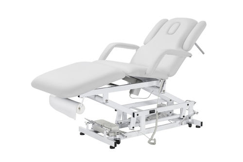 Electric Massage Bed (PU, 3 Motors) ACRUM