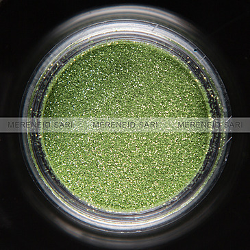 Glitter Opaque Light Green 3 g