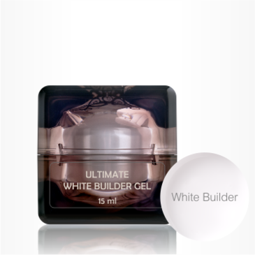 Ultimate White Builder Gel 15 ml