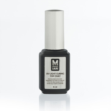 UV Curing Top Coat 15 ml