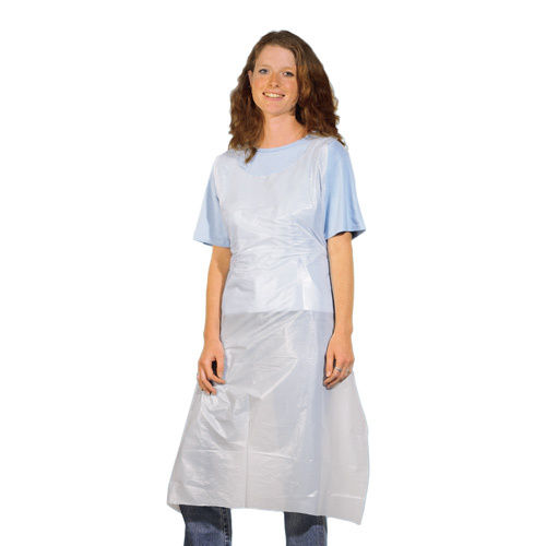 PE disposable aprons 5 pcs