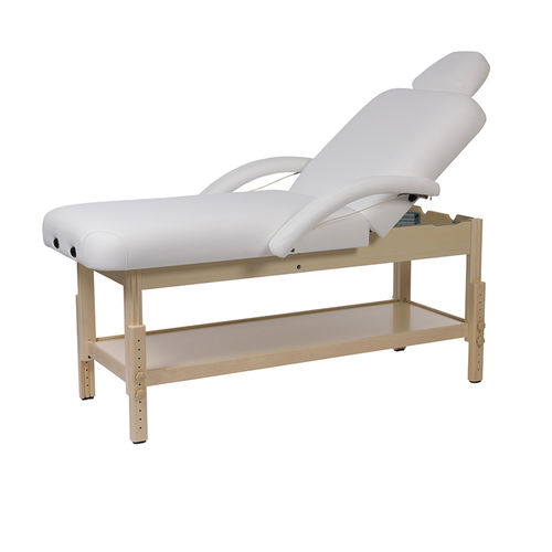 Wooden Spa Bed LONG
