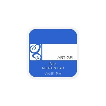Art gel - Blue