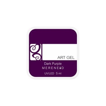 Art gel - Dark Purple