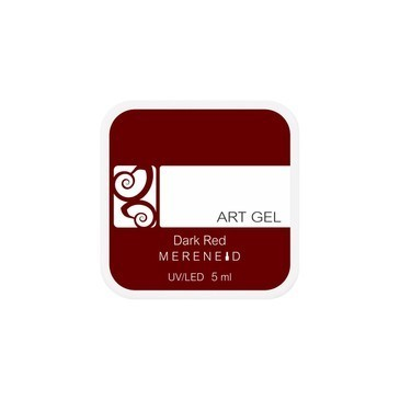 Art gel - Dark Red