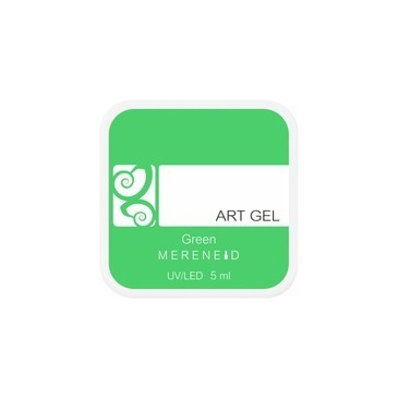 Art gel - Green