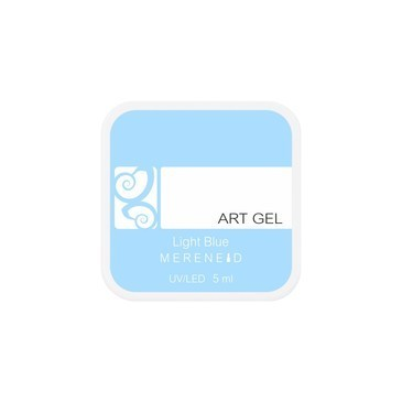 Art gel - Light Blue