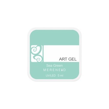 Art gel - Sea Green