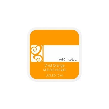 Art gel - Vivid Orange