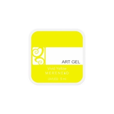Art gel - Vivid Yellow