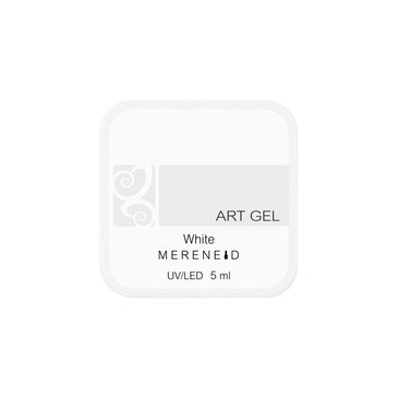 Art gel - White