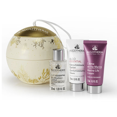 Global Anti-Aging Essentials Joululahjapallo